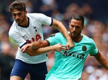 Tottenham Hotspur 1 - 1 Inter [PEN: 3-4]