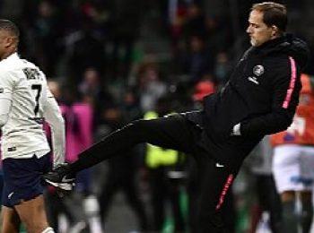 Saint-Etienne 0 - 1 Paris Saint-Germain