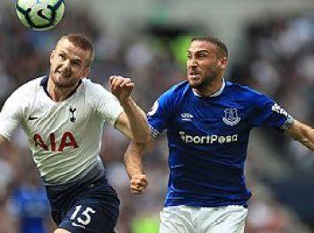 Tottenham Hotspur 2 - 2 Everton