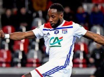 Guingamp 1 - 2 Lyon