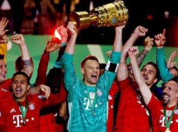 RasenBallsport Leipzig 0 - 3 Bayern Munich