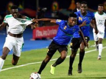 Senegal 2 - 0 Tanzania