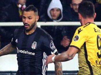 Yeni Malatyaspor 1 - 2 Besiktas