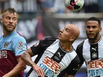 Newcastle United 1 - 0 West Ham United