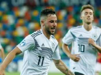 Germany U21 3 - 1 Denmark U21