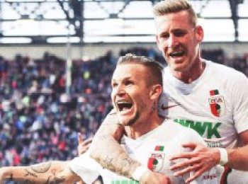 Augsburg 3 - 1 Hannover 96