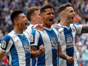 Espanyol 2 - 0 Real Sociedad