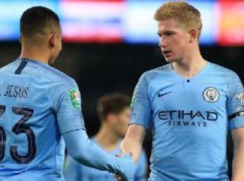 Manchester City 2 - 0 Fulham