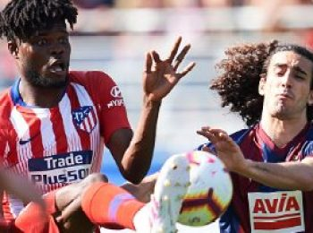 Eibar 0 - 1 Atletico Madrid