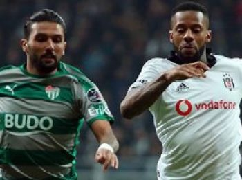 Besiktas 2 - 0 Bursaspor