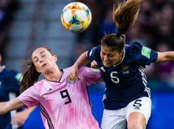 Scotland 3 - 3 Argentina