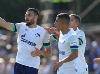 SV Drochtersen/Assel 0 - 5 Schalke 04