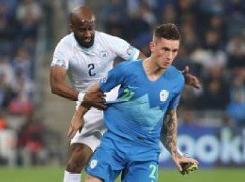 Israel 1 - 1 Slovenia