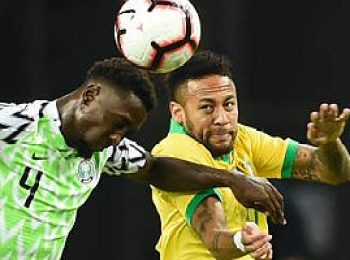 Brazil 1 - 1 Nigeria