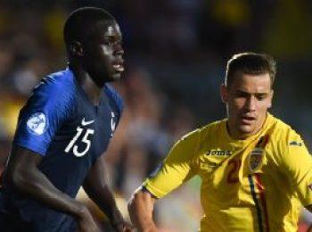 France U21 0 - 0 Romania U21