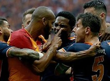 Galatasaray 2 - 1 Istanbul Basaksehir