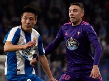 Espanyol 1 - 1 Celta Vigo