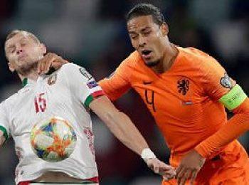 Belarus 1 - 2 Netherlands