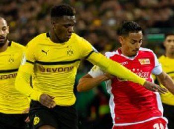 Borussia Dortmund 3 - 2 Union Berlin