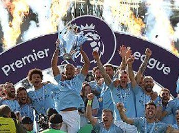 Brighton & Hove Albion 1 - 4 Manchester City