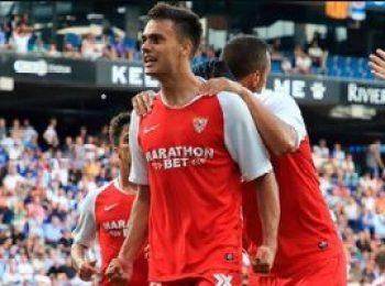 Espanyol 0 - 2 Sevilla