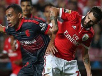 Benfica 1 - 1 Braga