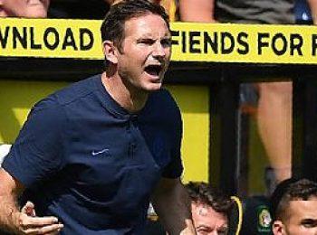 Norwich City 2 - 3 Chelsea