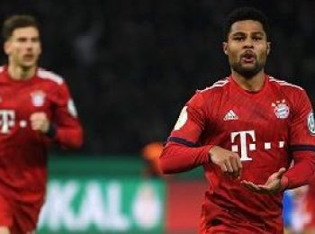 Hertha Berlin 2 - 3 Bayern Munich