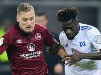 Hamburger SV 1 - 0 Nuernberg