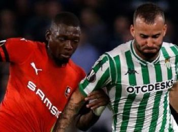 Real Betis 1 - 3 Rennes
