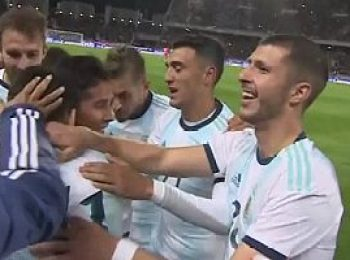 Morocco 0 - 1 Argentina