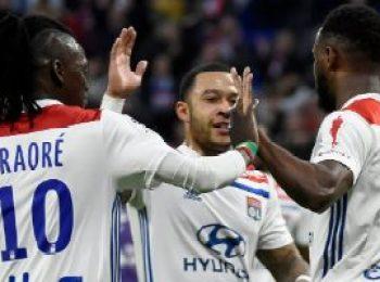 Lyon 5 - 1 Toulouse