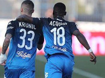 Empoli 3 - 0 Sassuolo