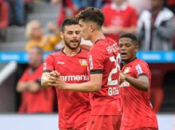 Bayer Leverkusen 3 - 2 Paderborn