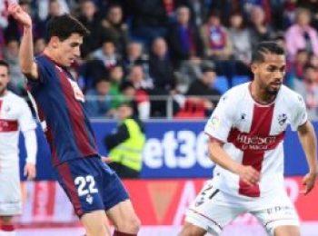 SD Huesca 2 - 0 Eibar