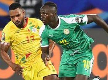 Senegal 1 - 0 Benin