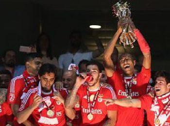 Maritimo 2 - 6 Benfica