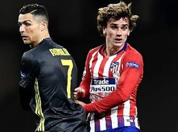 Atletico Madrid 2 - 0 Juventus