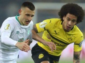 Borussia Dortmund 3 - 3 Werder Bremen [PEN: 2-4]