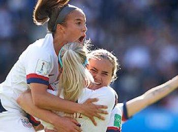 USA 3 - 0 Chile