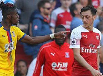 Arsenal 2 - 3 Crystal Palace
