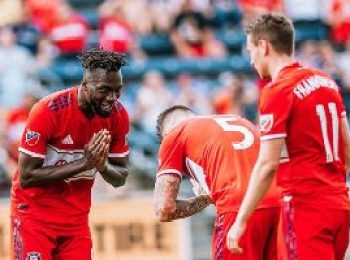 Chicago Fire 1 - 1 New York City FC