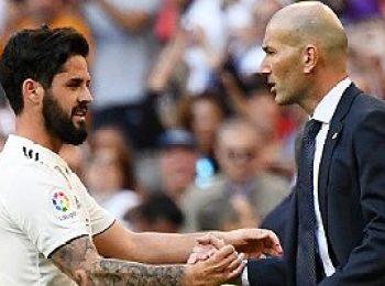 Real Madrid 2 - 0 Celta Vigo