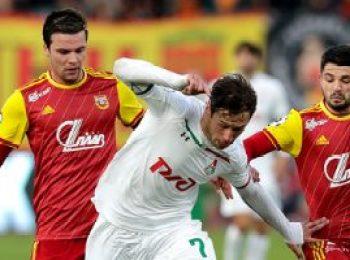 Arsenal Tula 2 - 0 Lokomotiv Moscow