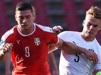 Serbia U21 0 - 2 Austria U21