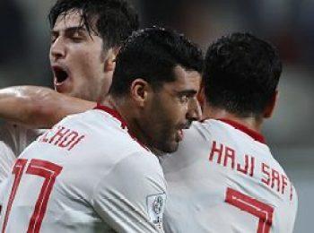 China 0 - 3 Iran