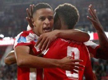 PSV Eindhoven 3 - 0 Apollon Limassol