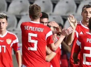 Cyprus 0 - 5 Russia