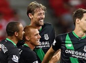 Stoke City 2 - 0 Singapore Select XI