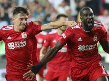 Sivasspor 3 - 0 Besiktas